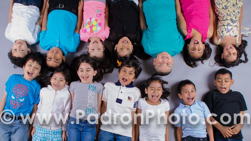 crespo elementary alphabet photo shoot